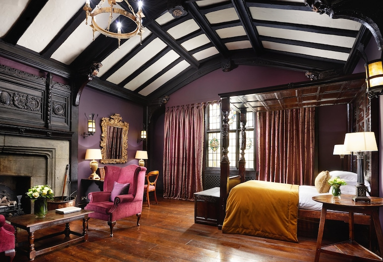 The Gore London – Starhotels Collezione, London, Suite (Tudor), Guest Room