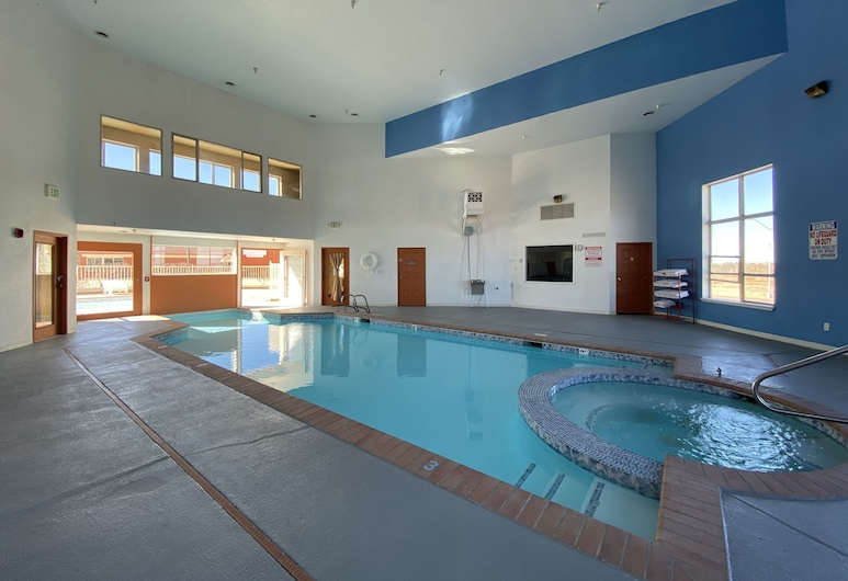 La Junta Inn, La Junta, Indoor Pool