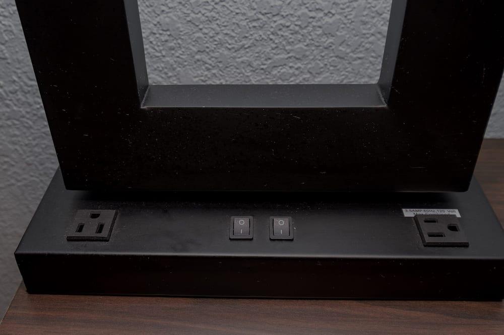 Pokoj typu Deluxe, 2 dvojlůžka, bezbariérový přístup, nekuřácký - Pokoj