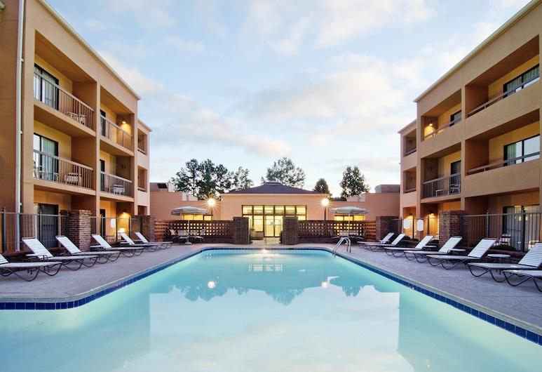Courtyard by Marriott Huntsville University Drive, Huntsville, Vanjski bazen