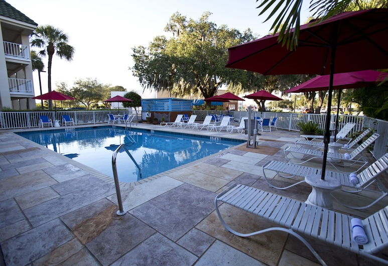 Days Inn by Wyndham Port Charlotte/Punta Gorda, Port Charlotte, Pool