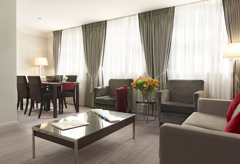 Thistle Holborn, London, Junior-Suite, Zimmer