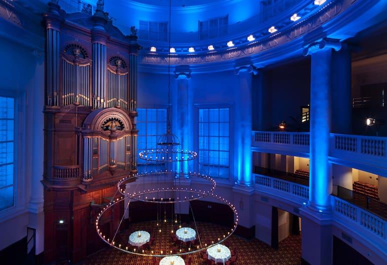 Renaissance Amsterdam Hotel, Amsterdam, Bankettsaal