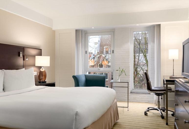 Renaissance Amsterdam Hotel, Amsterdam, Club-Zimmer, 1 Doppelbett, Nichtraucher, Zimmer