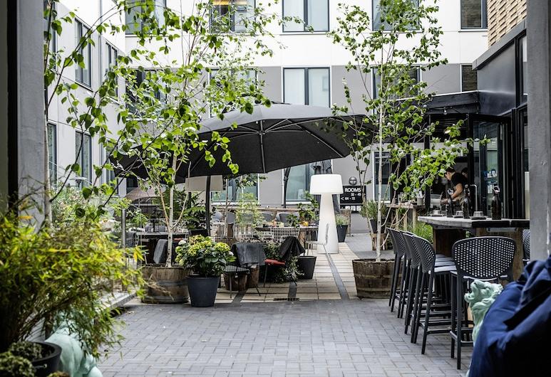 h27, Copenhagen, Courtyard