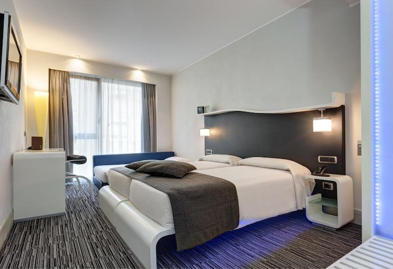 Best Western Premier Hotel Royal Santina, Roma, Standard Oda, Birden Çok Yatak, Oda