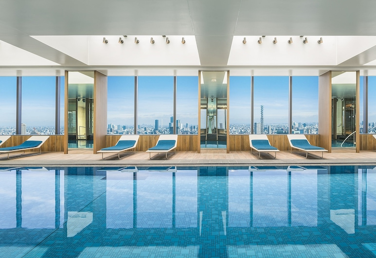 The Prince Gallery Tokyo Kioicho, A Luxury Collection Hotel, Tokyo, Installations sportives