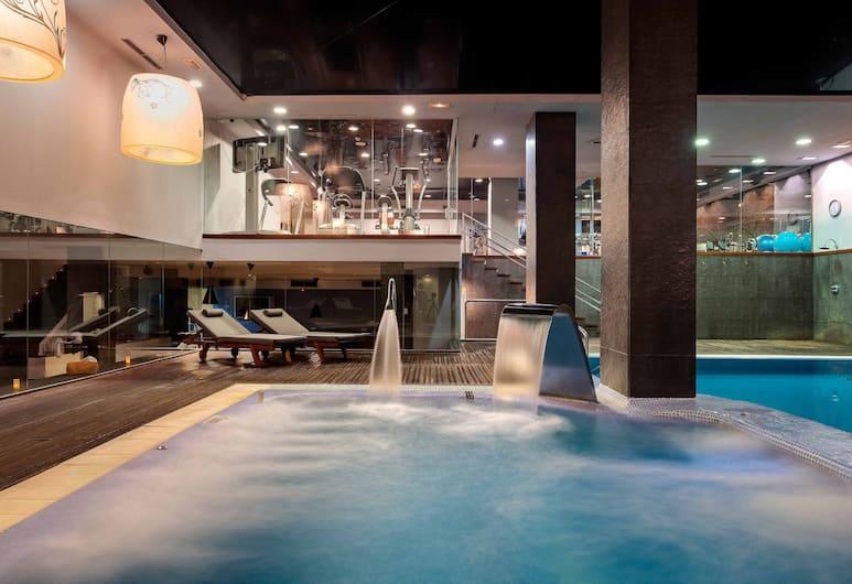 Hotel Miguel Angel, Madrid, Indoor Pool