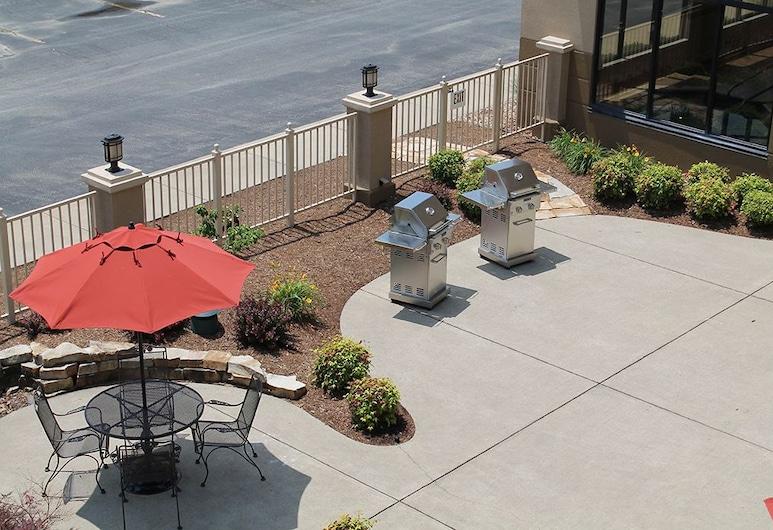Auburn Place Hotel & Suites - Paducah, Paducah, Terraza o patio