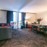 Apartmá typu Superior - Obývací prostor