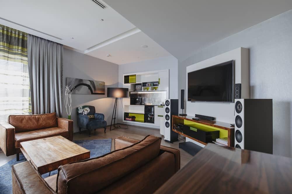 Teufel Suite - Oturma Alanı
