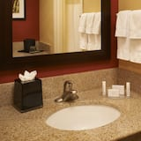 Suite, 1 King Bed, Accessible (Mobility/Hearing Tub One Bedroom) - Bathroom
