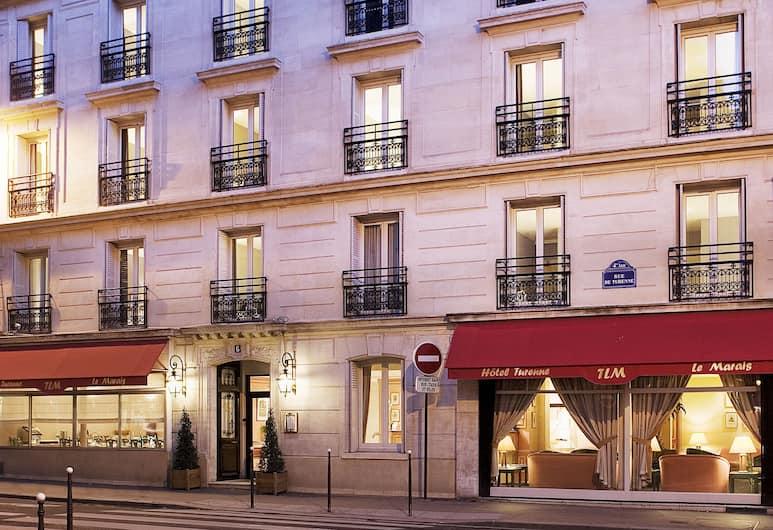 Hotel Turenne Le Marais, Paryż, Z zewnątrz