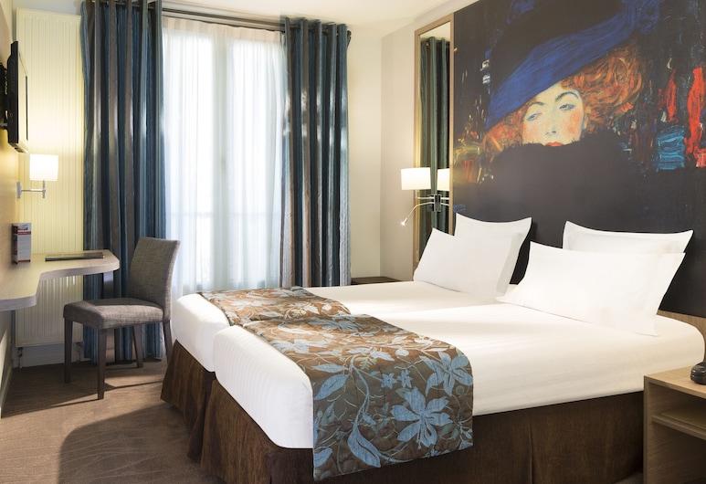호텔 튀렌 르 마레, 파리, 트리플룸, 객실
