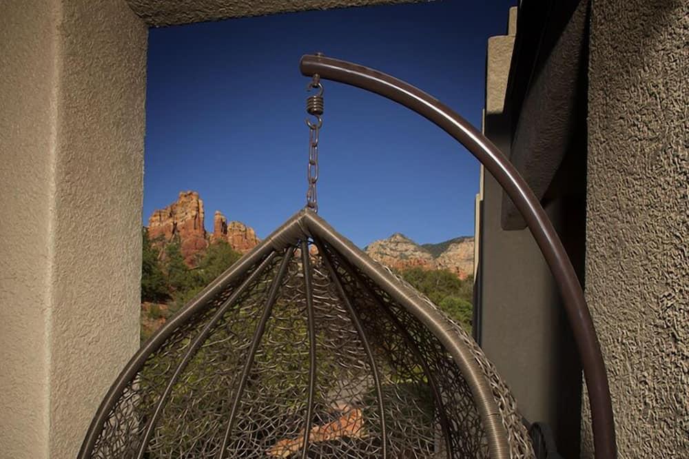 Izba typu Deluxe, 1 extra veľké dvojlôžko (Trailhead) - Balkón