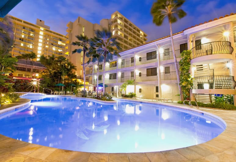 Waikiki Sand Villa Hotel, Honolulu