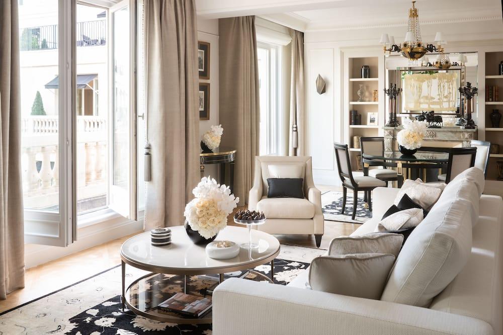 Suite (Parisian) - Wohnbereich