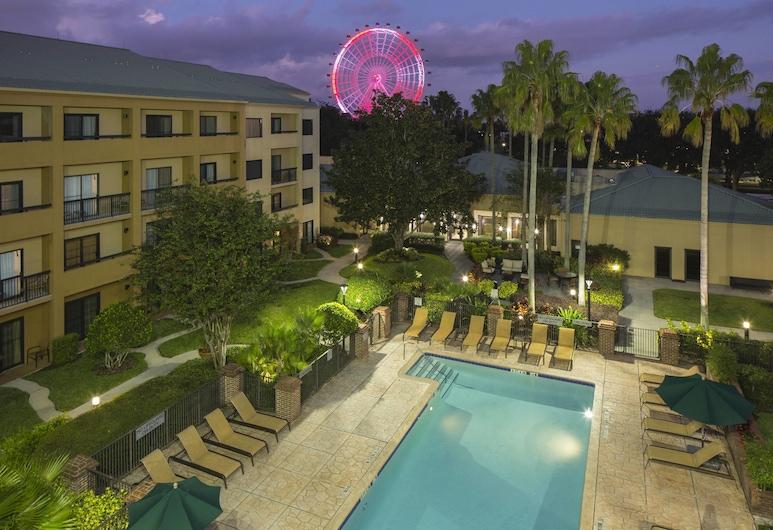 Courtyard by Marriott Orlando International Dr / Conv Cntr, Orlando, Outdoor Pool