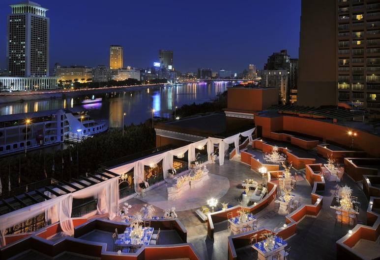 開羅萬豪酒店及奧瑪爾海亞姆娛樂場, 開羅, 大堂