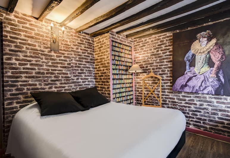 앱솔루트 호텔  파리 레퓨블리크, 파리, 패밀리룸, 객실