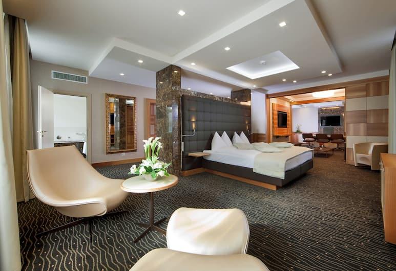 St Gotthard Hotel, Zurych, Pokój