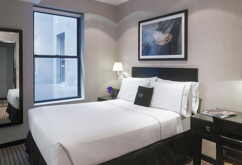 OYO Times Square, New York, Standard Room, 1 Double Bed, Guest Room