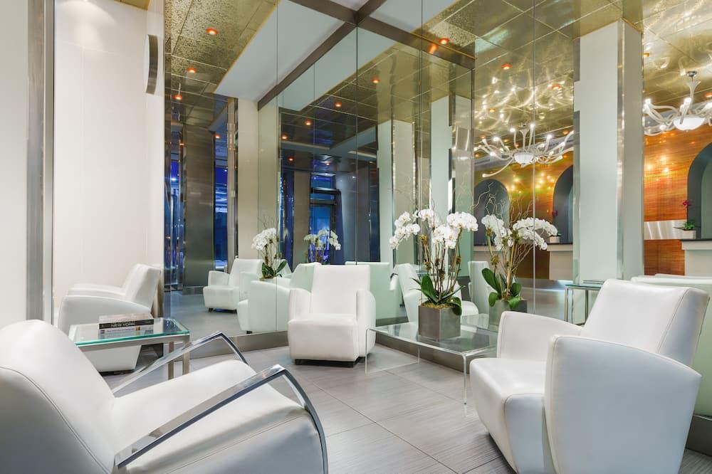 Lounge do hotel