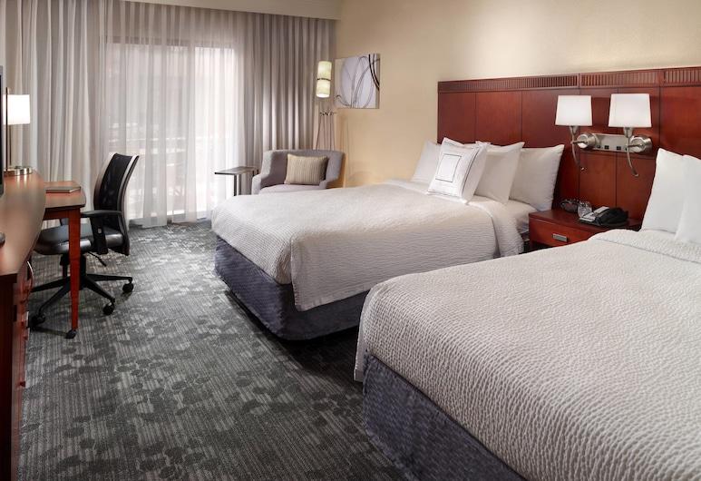 Courtyard by Marriott Atlanta Duluth/Gwinnett Place, Duluth, Room, 2 Queen Beds, Guest Room