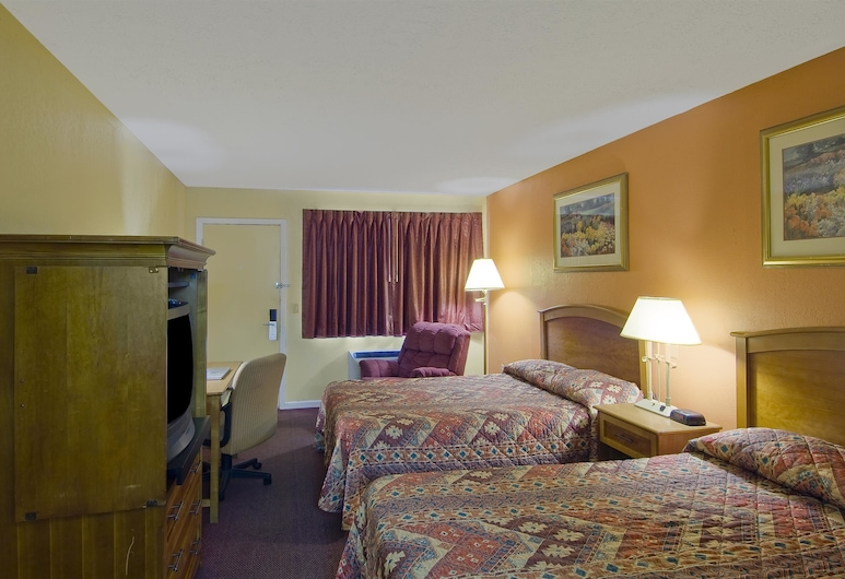 Americas Best Value Inn Marion, OH, Marion, Room, 2 Double Beds, Non Smoking, Guest Room
