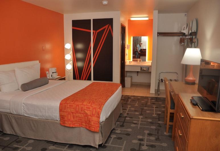 Howard Johnson by Wyndham Roseburg, Roseburg, Standardzimmer, 1 Queen-Bett, Nichtraucher, Zimmer