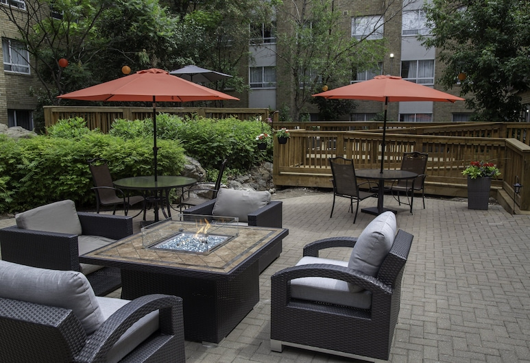 多倫多 - 南沃恩駐橋套房飯店, 沃恩, 陽台