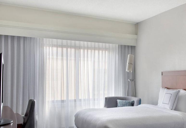 Sonesta Select Newport Middletown, Мидлтаун, Номер, 1 двуспальная кровать «Кинг-сайз», для некурящих, Номер