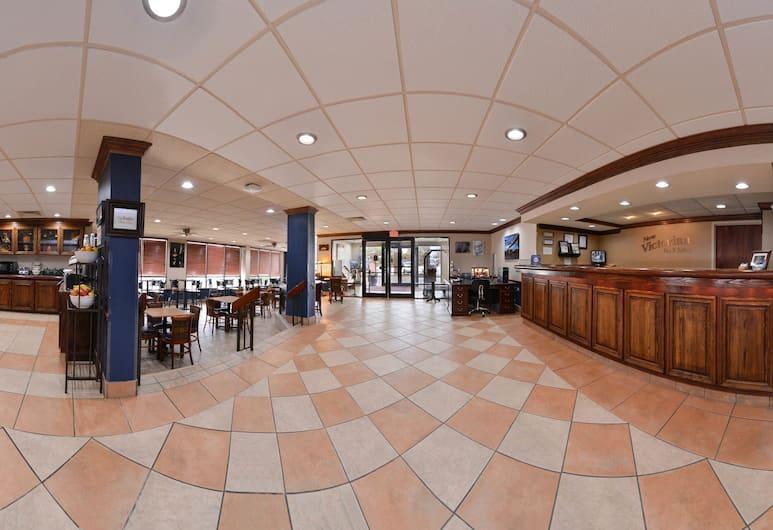 New Victorian Inn & Suites, Omaha, Reception