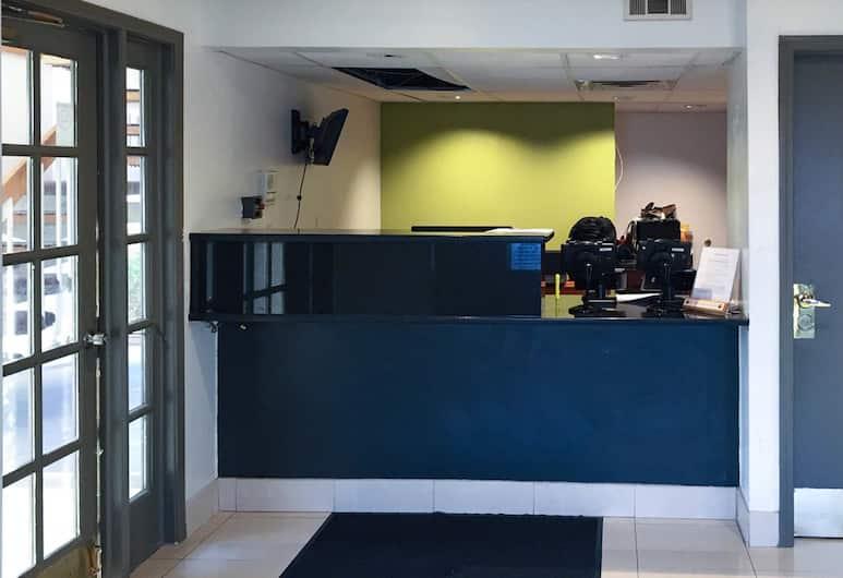 Studio 6 Columbus, OH, Columbus, Lobby