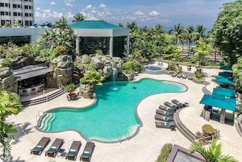 Image de Diamond Hotel Philippines à Manille