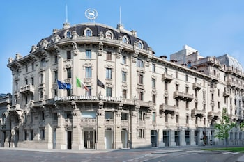 Selline näeb välja Sheraton Diana Majestic, Milan, Milano