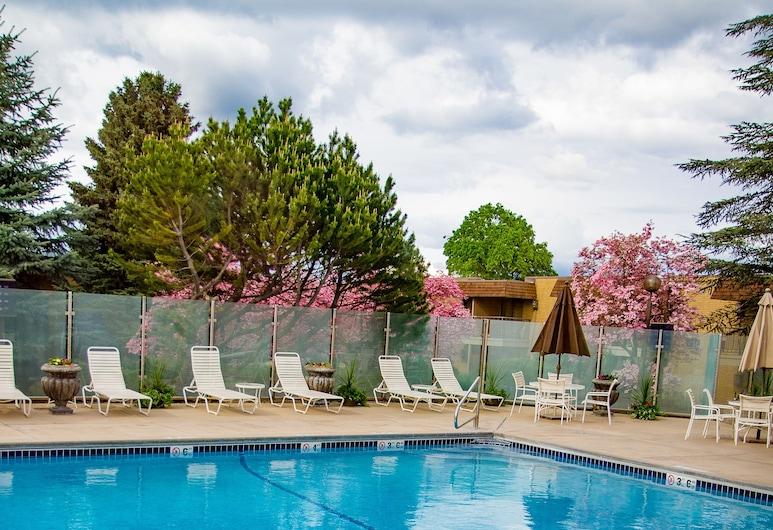 미라보 파크 호텔 앤드 컨벤션 센터, 스포캔밸리, 야외 수영장