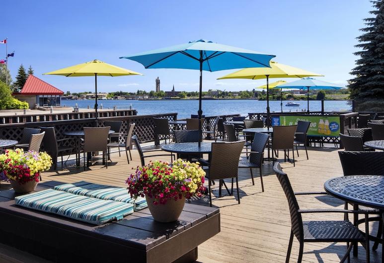 Delta Hotels by Marriott Sault Ste. Marie Waterfront, Sault Ste. Marie, Restaurante