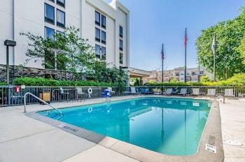 Raleigh — zdjęcie hotelu Comfort Inn Raleigh Midtown