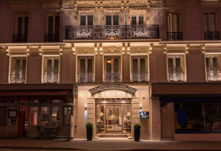 Atlantic Hotel, Pariz, Pročelje hotela