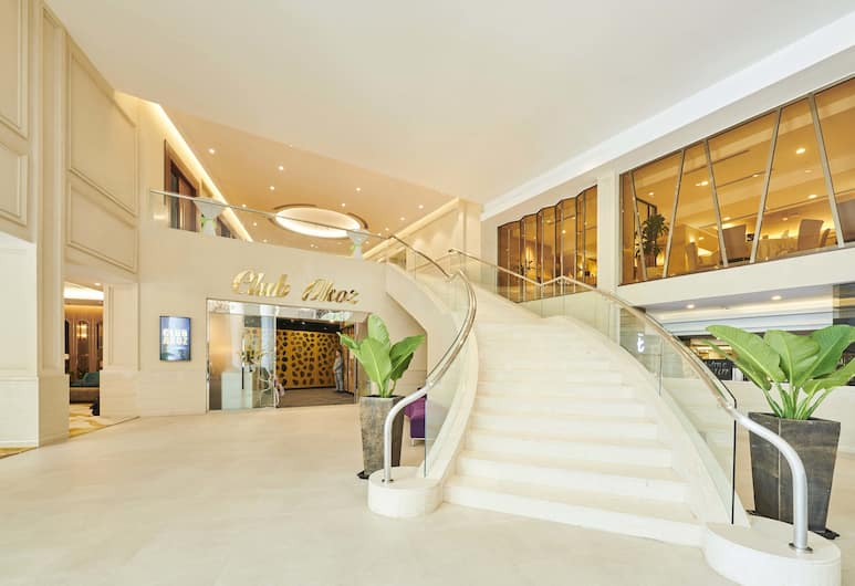 Eastin Grand Hotel Saigon, Ho Chi Minh City, Staircase