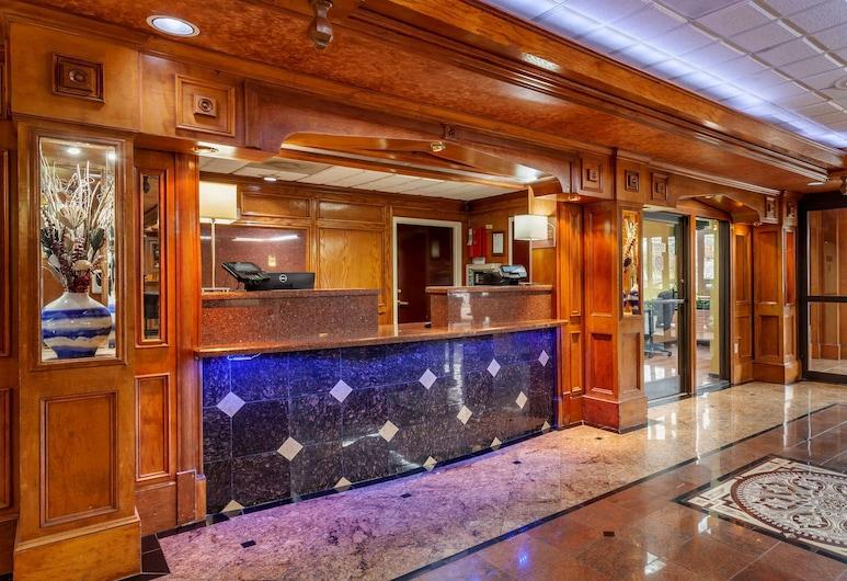 Comfort Inn & Suites Houston I-10 West Energy Corridor, Houston, Lobby