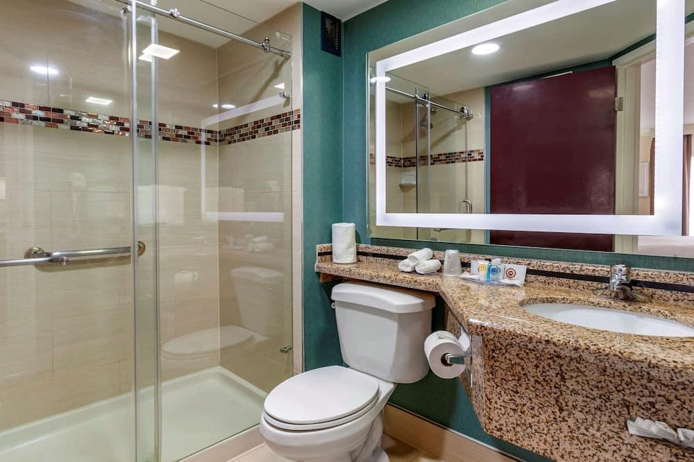 套房, 1 張特大雙人床和 1 張沙發床, 非吸煙房 - 浴室