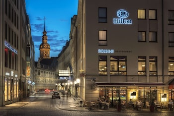 Enter your dates to get the best Dresden hotel deal
