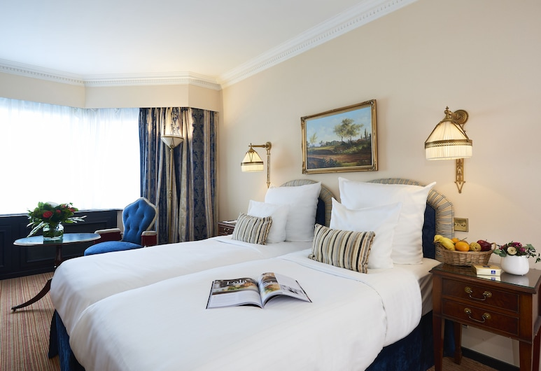 Hotel Barsey by Warwick, Bruxelles, Chambre Classique, 1 grand lit, vue ville, Chambre