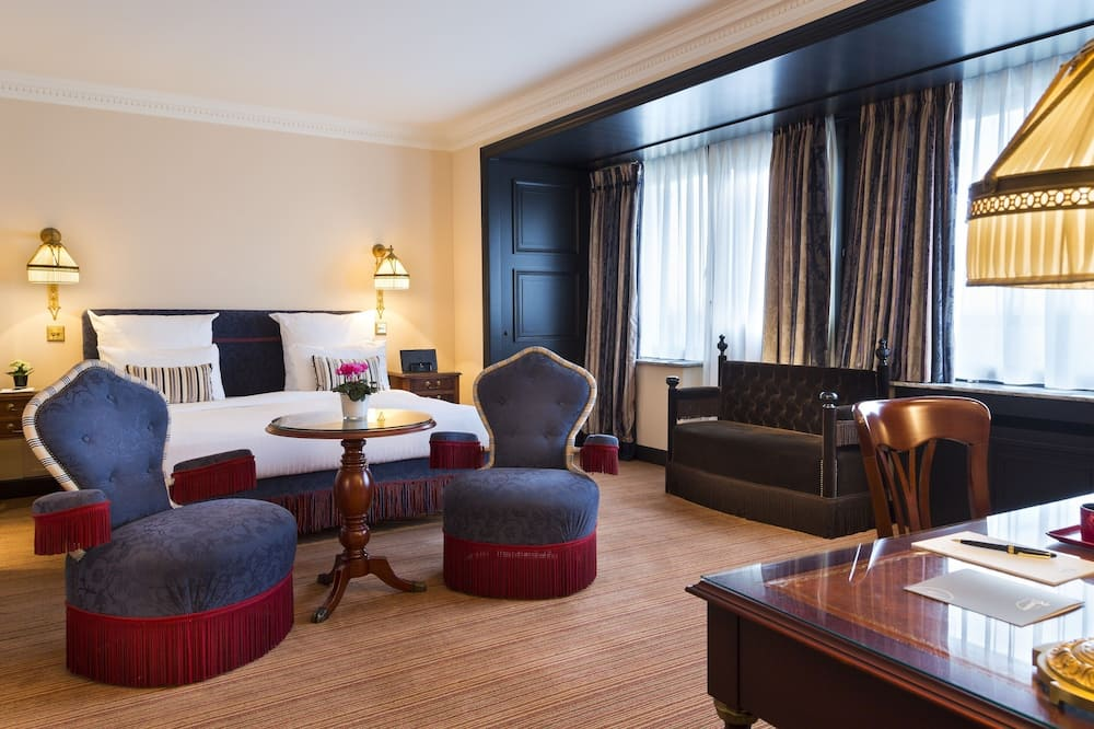 Suite junior, 2 camas individuales - Habitación