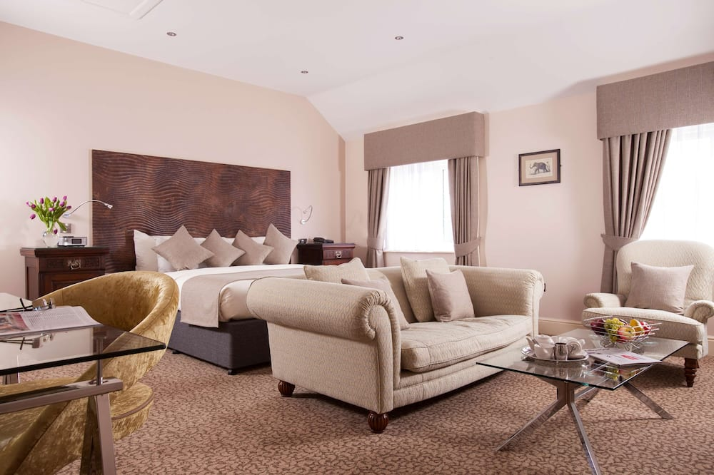 Habitación Deluxe, 1 cama King size, para no fumadores, con vista - Habitación