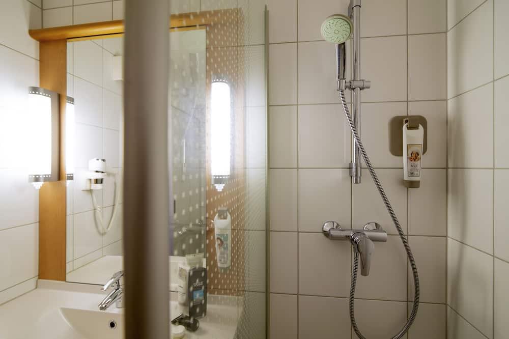 Dubbelrum - 1 dubbelsäng - Dusch