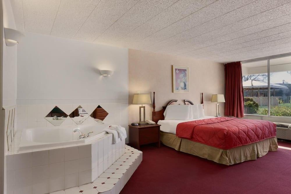 Стандартний номер-люкс, 1 ліжко «кінг-сайз», різноманітні краєвиди (King Suite) - Номер