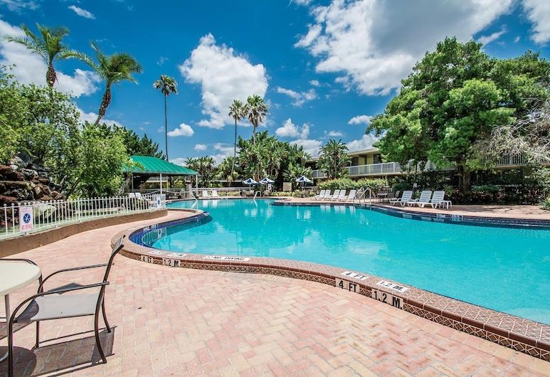 Quality Inn & Conference Center, Tampa, Vanjski bazen
